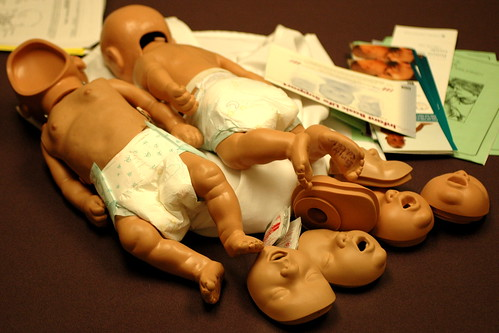 day 73: infant cpr