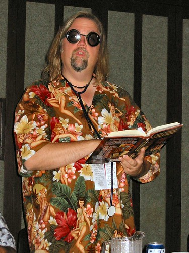 Jay Lake @ Worldcon 2004