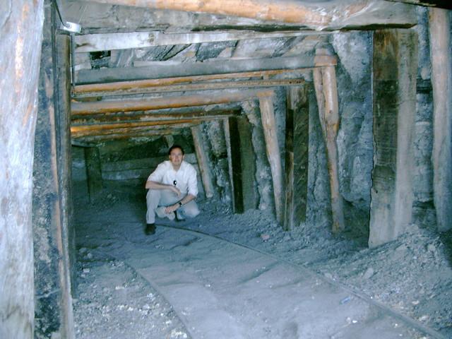 Header of Abandoned Mine