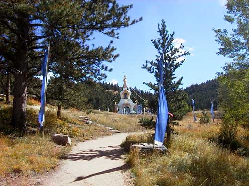 shambhalamountain nature greatstupa 2001