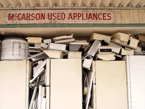 mccarson used appliances
