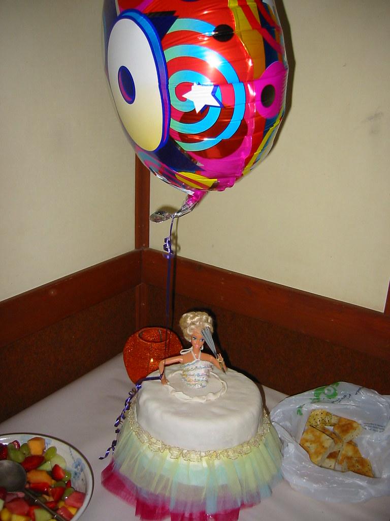 Astonishing Cake W Balloon Prettiest Birthday Cake With Balloon Ever Birthday Cards Printable Giouspongecafe Filternl