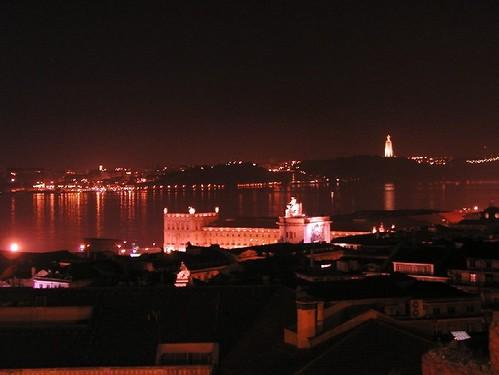 Lisboa, by night