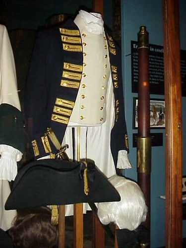 18Th Century British Naval Uniforms http://www.flickr.com/photos/mharrsch/770689/