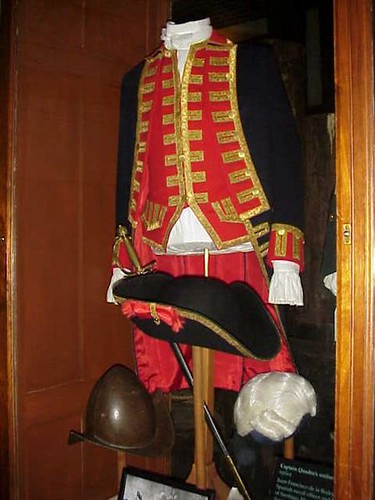 18Th Century British Naval Uniforms http://www.flickr.com/photos/mharrsch/770693/