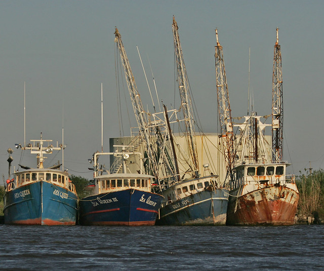 Used shrimp boats for sale in autos post for Craigslist farm and garden mobile alabama