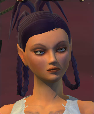 EQ2: Laerise - character design | I've been tinkering with t