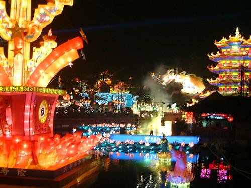 Zigong Lantern Festival, Zigong, Sichuan