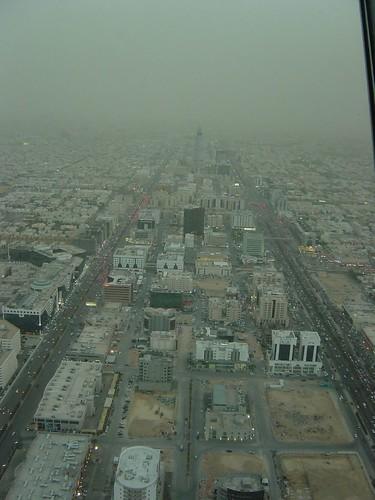 Riyadh, birdview