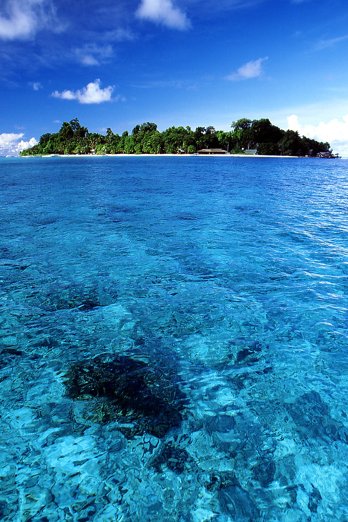 Sipadan Island (Diving Paradise)