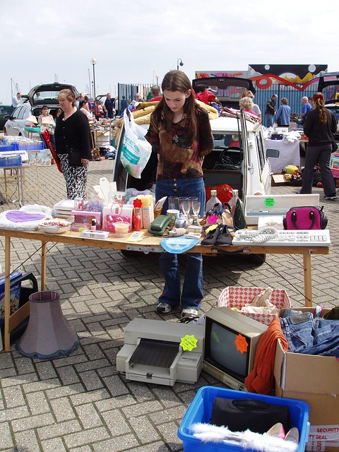 Isle Of Wight Car Boot Sales Today