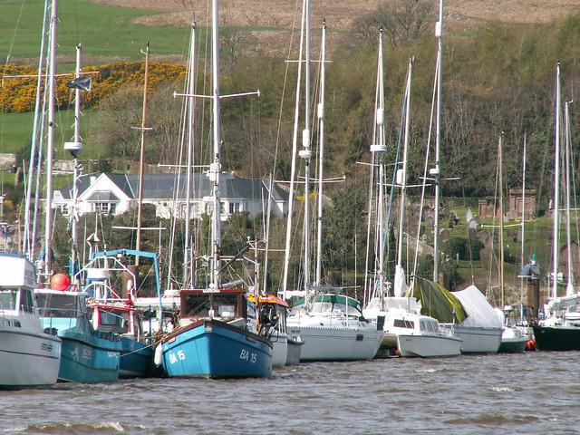 Kirkcudbright Boats