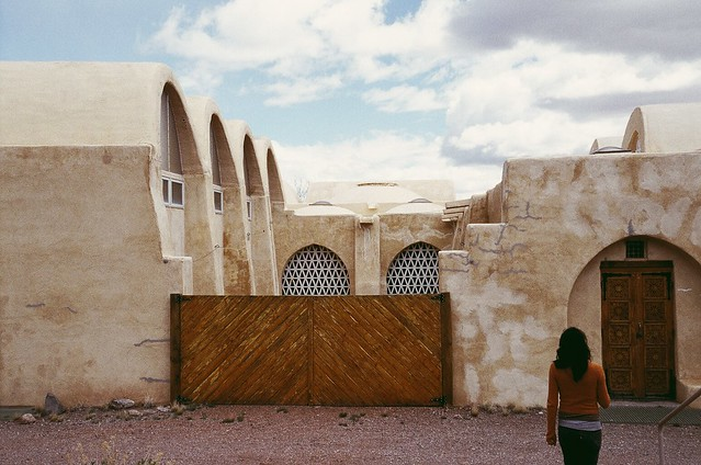 Hassan Fathy Dar Ul Islam Mosque New Mexico Flickr