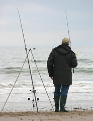 fishing, sea, recreation, casting fishing, outdoor recreation, surf fishing, fisherman, angling,