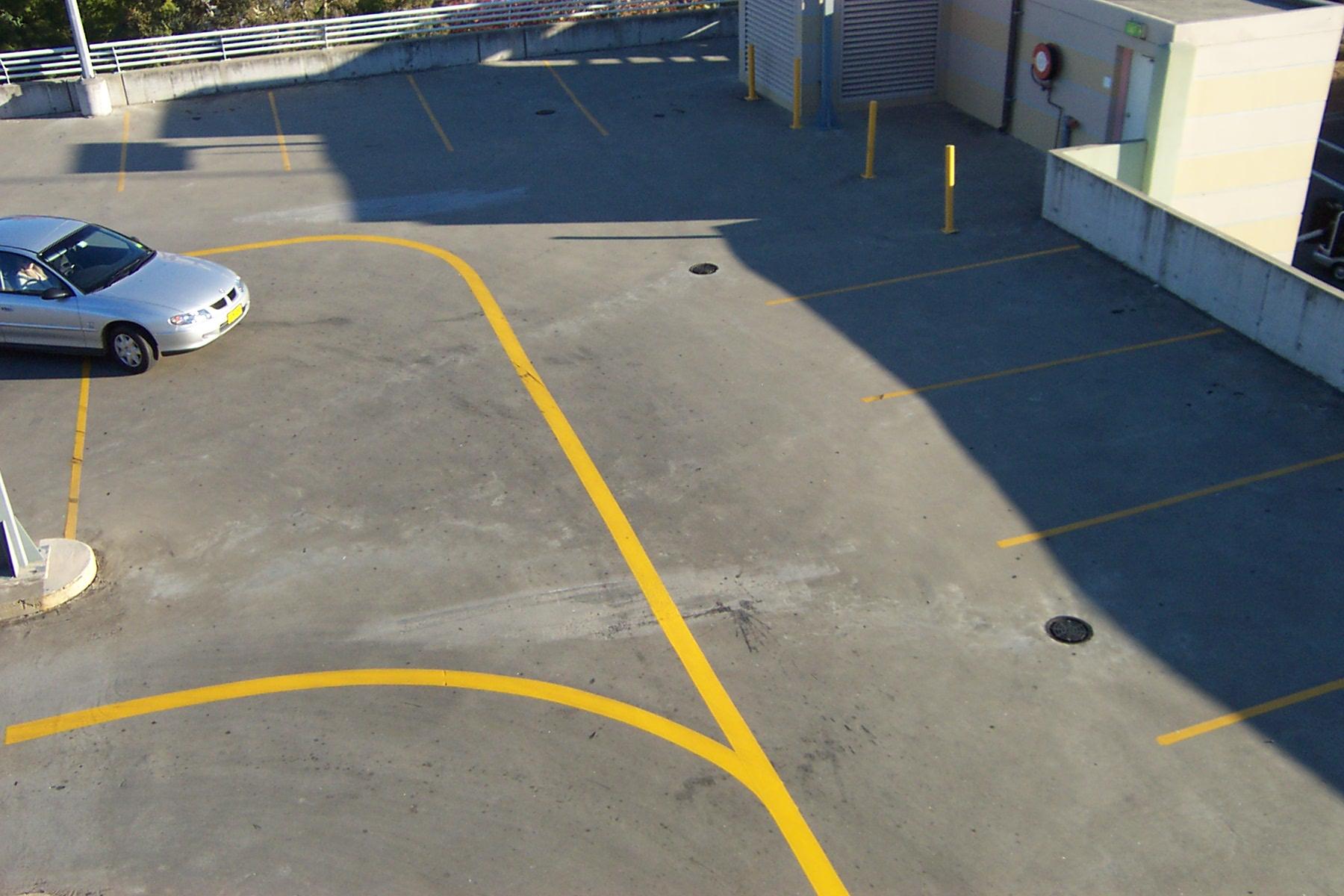 Westfield Parramatta Level  Food Court