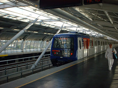 bullet train(0.0), tgv(0.0), maglev(0.0), train station(1.0), metropolitan area(1.0), high-speed rail(1.0), passenger(1.0), vehicle(1.0), train(1.0), transport(1.0), rail transport(1.0), public transport(1.0), metro station(1.0), rapid transit(1.0),