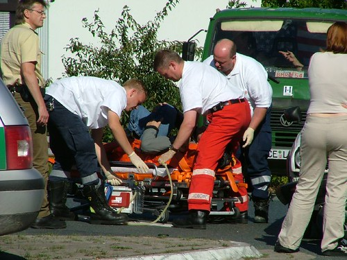 unfall in