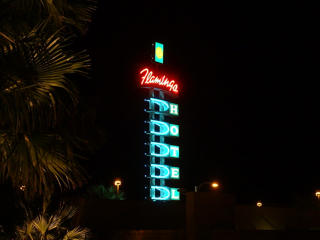 Flamingo Hotel Go Deluxe Room