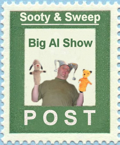 Big Al Commemorative Stamp