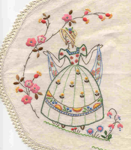 Ladies Embroidery Designs