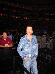 U2 5/14/05 Philadelphia- Gavin Friday