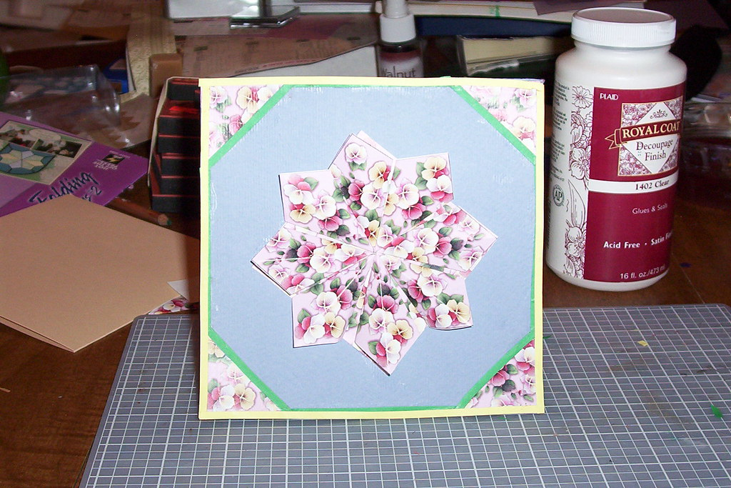 paper flowers for card making  for card making