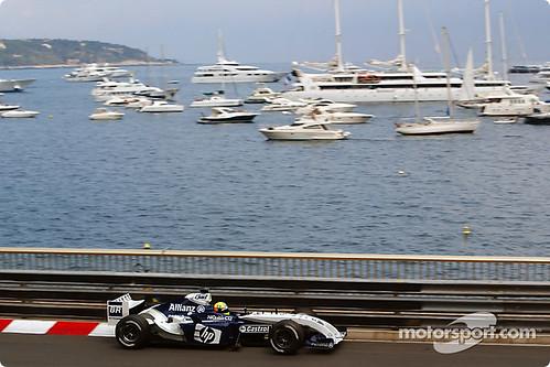Formula One World Championship Monte Carlo
