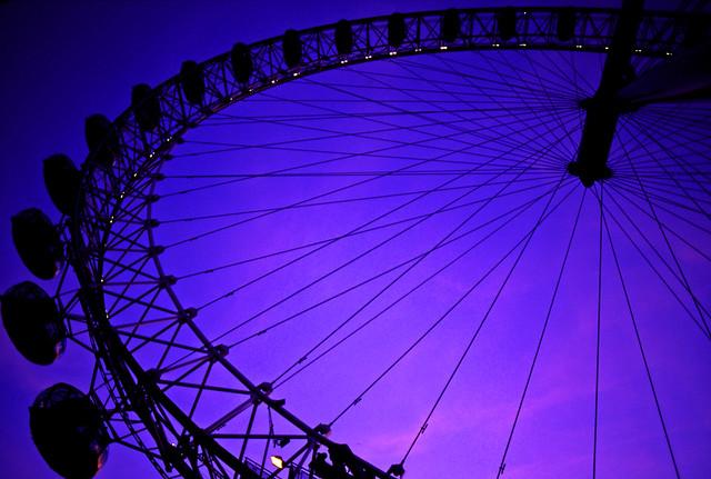 London Eye  観覧車