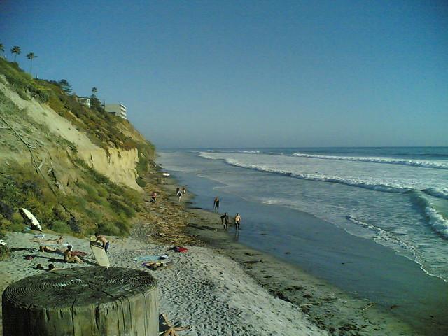 Beach St Encinitas