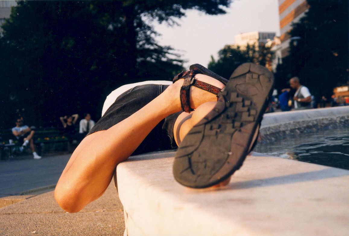 Bald.Feet.DupontCircle.WDC.Jun95