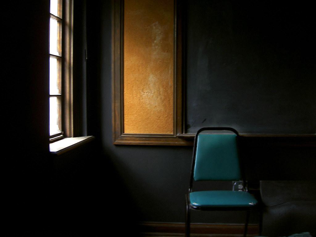 Empty Room Window