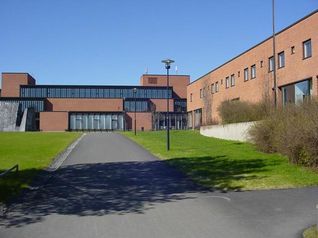 La universidad de Finlandia del Este