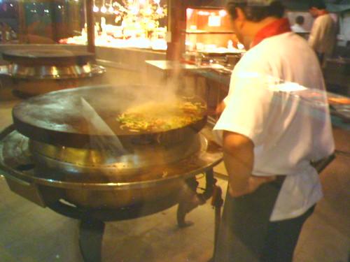 Kublai Khan Mongolian BBQ