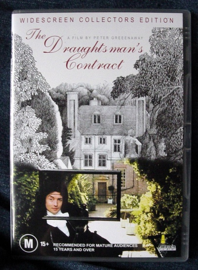 Draughtsman's Contract DVD