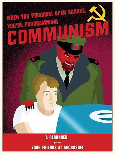 open source communism