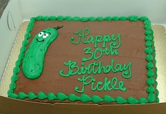 The Infamous Pickle Cake