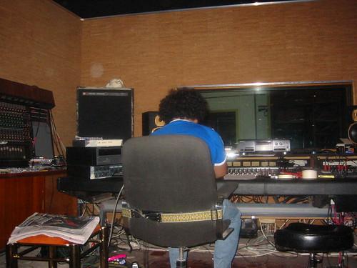 Record Mixing