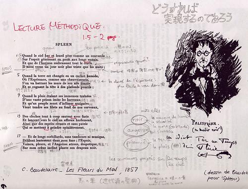 SPLEEN - Baudelaire