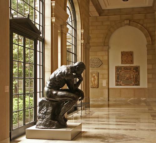 MD - Rodin's Thinker