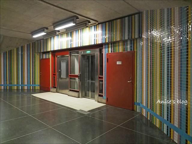斯德哥爾摩藝術地鐵034