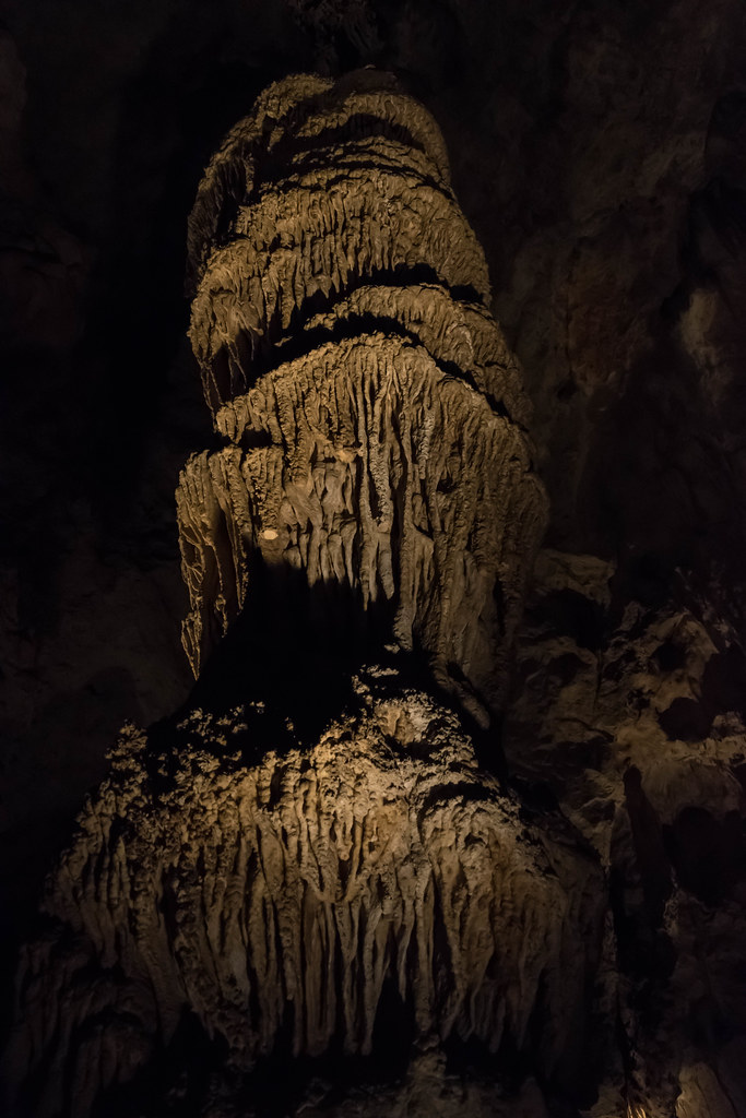 Carlsbad Caverns National Park Southeast New Mexico