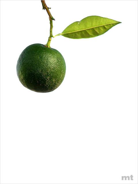 Verde o Naranja?