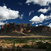Superstition Mountain by obeck