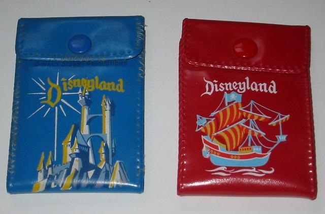 Disneyland Wallets