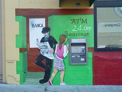 Mural: Bancomat