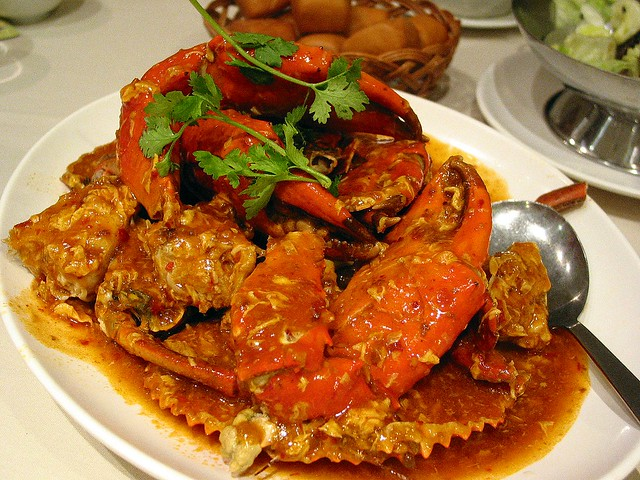 chili crab | Flickr - Photo Sharing!