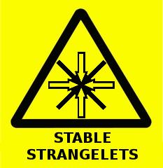 Stable strangelets