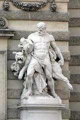Hofburg Statue #4