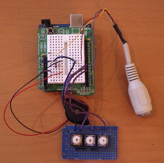 Arduino midi drum kit explore todbot s photos on flickr