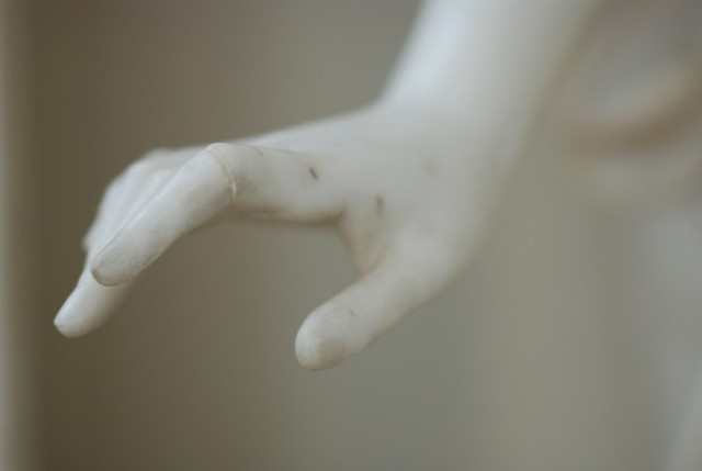 Marble Hand